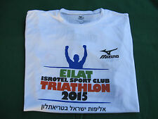 ISRAEL CHAMPIONSHIP: EILAT TRIATHLON - L T-SHIRT ! AUTH. NEW. UNIQUE. AMAZING.