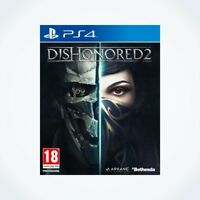 DISHONORED 2 sur PS4 / Neuf / Sous Blister / Version FR