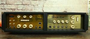 Klemt ECHOLETTE S Bandecho und ECHOLETTE M40 Verstärker im Case Gold Klinke!