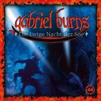 GABRIEL BURNS - 44/DIE EWIGE NACHT DER SEE  CD NEU