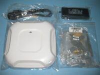 Cisco AIR-CAP3702I-A-K9 Stand-Alone Autonomous 1.3 Gbps Wireless AP PoE Bundle