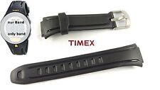 Timex Pulsera de repuesto t5k779 Ironman traditional 10 lap señora-cinta 16/24mm