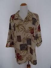 8cab2945951b Linen Plus Floral Tops & Blouses for Women | eBay