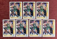Lot of (7) 1991-92 Upper Deck LARRY BIRD Base #344 Boston Celtics HOF🔥