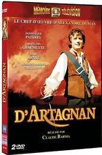 29061 // D'ARTAGNAN DOMINIQUE PATUREL/FRANCOIS CHAUMETTECOFFRET 2 DVD NEUF