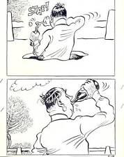 TELEROMPO  8 pag 19  Planche Originale