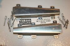 nos Yamaha snowmobile heat exchanger protectors 1996 vmax xt  1997 vmax 800