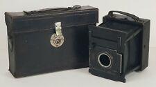 CHAMBRE PHOTOGRAPHIQUE DE SOUFFLET. GP GOERZ ANGO. BERLIN ALLEMAGNE CIRCA 1900.