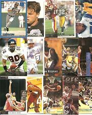 (15) 1995 Michigan State University Spartans Alumni Cards NODUPES! Magic Johnson