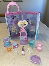 FISHER PRICE SWEET STREETS PET PARLOR COMPLETE SET