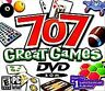 707 Game Collection (Jewel Case) - PC Valusoft Video Game Used - Good