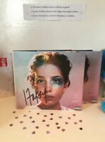 HALSEY MANIC SIGNED AUTOGRAPHED CD ALBUM 2020 BRAND NEW VERY RARE UK SELLER