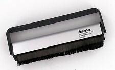 Hama Pro Vinyl Anti Static Carbon Fibre Record Cleaning Brush - NEW