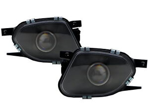 E-CLASS W211/S211 2002-2006 Sedan 4D Projector Fog Light Black for Mercedes-Benz