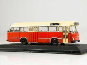 Scale model bus 1:72, Magirus-Deutz Saturn 2 (1964)