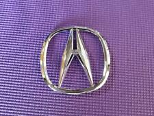 """New Genuine Oem Acura Tl 2009-2014 Front Grille """"A"""" Chrome Emblem 75700-Tk4-A00 (Fits: Acura Tl)"""