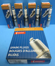 Set (4) DENSO 3121 Spark Plugs K20PRU11 U-Groove Made in Japan