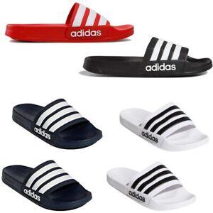 Adidas Adilette Mens Sliders Slides Shoes Beach Summer Sandals Slider Slip Ons