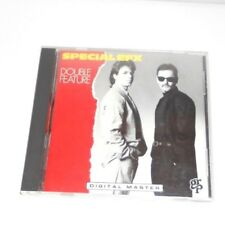 """SPECIAL EFX CD: """"DOUBLE FEATURE"""" 1988 (CD)Mark Egan, Omar Hakim, Dave Weckl"""
