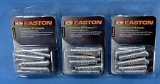 New lot of 36  Easton Aluminum RPS 22 Carbon Bolt Inserts 296327 (3 packs of 12)