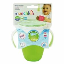 Munchkin Miracle 360 Trainer Cup Green 207ml New