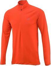Adidas TS ½-zip Cocona L/S Shirt Herren Funktionsshirt Laufshirt Gr.46 / S *NEU