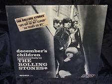 Rolling Stones December's Children SEALED US 65 ORIG. MONO LP W/ HYPE STICKER