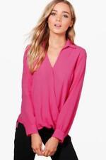 Camicia da donna rosa taglia 40