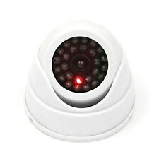 Dummy Dome Shape CCTV Security Camera With LED Fake Motion Detection SensorRD PD