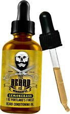 Beard Oil Big 1Oz (30ml) Bottle. Conditioning, Strengthening, Softening, Revive