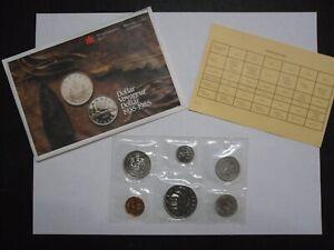 1985 Canada Uncirculated Coin Set