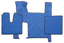 LKW Kunstleder Fußmatten für MAN TGX (zwei Schubladen) - automatikschaltung