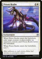 MTG Magic Card 1 x Prison Realm WAR Uncommon #26 Mint  💎🔎