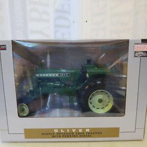 SpecCast Oliver 1850 Diesel Tractor with Radio, Fine Details 1/16 Ol-SCT687-B
