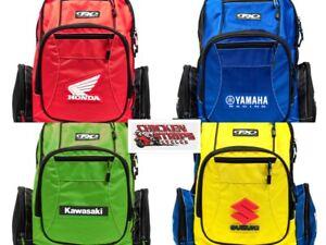 NEW FACTORY EFFEX Premium Backpack KAWASAKI SUZUKI HONDA YAMAHA