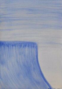 """Award Winning Artist Signed And Dated 4"""" X 6"""" Limited Edition Prints Blue Wave!"""