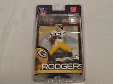 McFARLANE AARON RODGERS NFL ELITE SERIES 1 Target Exclusive White Variant #550