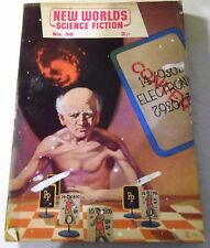 New Worlds Science Fiction #36 – UK digest – June 1955 - Tubb, Aldiss