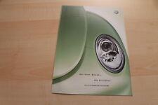 82790) VW New Beetle - Preise & Extras - Prospekt 06/2001