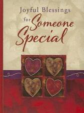Joyful Blessings for Someone Special by Christian Art Gifts (Corporate Author)