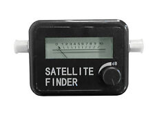 Satellite Finder HDTV Digital Sat Finder Analyser Plated NC+ POLSAT SKY