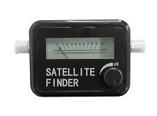 Satellite Finder HDTV DIGITAL SAT FINDER Analizzatore placcato NC + WARSAW SKY
