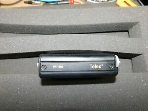 1Telex BP-1002 wired belt pack / ClearCom compatible Headset