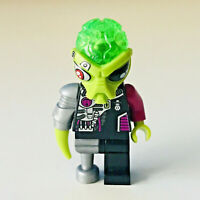 Genuine Lego 7066 Alien Android Conquest Space Minifigure