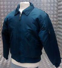 Abrigos y chaquetas de hombre azul de nailon
