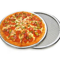 16/18/22 Inch Round Deep Dish Pizza Pan Non-stick Pie Tray Baking Kitchen Tool