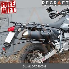 Whole-welded Luggage rack system monokey for Suzuki DRZ 400SM + GIFT