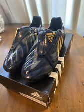 Adidas Predator Powerswerve TRX FG Size 6.5 Blue D Beckham Edition