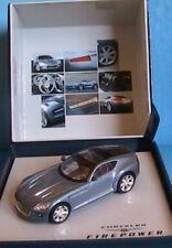 CHRYSLER FIREPOWER CONCEPT CAR DETROIT AUTO SHOW 2005 1/43 COFFRET CADEAU NOREV