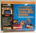 Linksys BEFSR41 4-Port 10/100 Wired Router (BEFSR41 v4) NEW